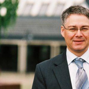 Bezirksvertreter Andreas Weidner