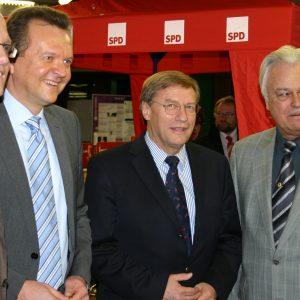 Jochen Ott, Martin Dörmann, Harry Voigtsberger, Willi Stadoll