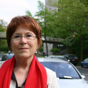 SPD-Ratsfrau Monika Möller