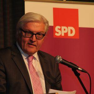 Frank-Walter Steinmeier, MdB