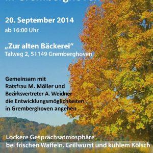 HerbstTreff Gremberghoven 2014