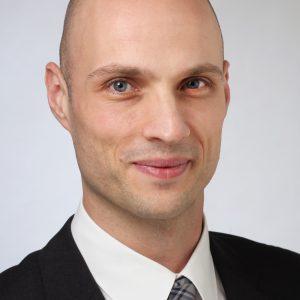 Bezirksvertreter Christoph Weitzel