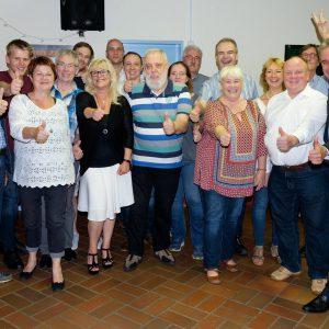 Der neue Vorstand des SPD-Ortsvereins Porz Südost