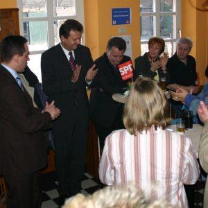 SPD-Prominenz unter Gästen