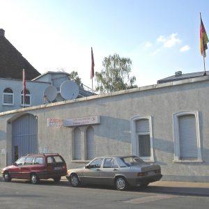 Islamisches Zentrum in der Bahnhofstraße