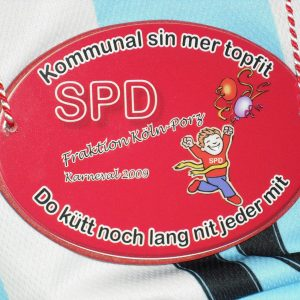 Karnevalsorden SPD Fraktion 2009