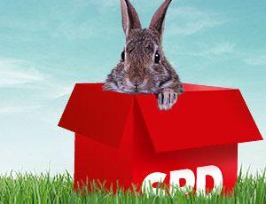 Frohe Ostern wünscht Ihre Porzer SPD!