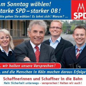 SPD für Schaffner