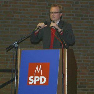 Jochen Ott beim SPD-Parteitag in Köln