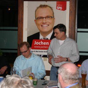 Christian Joisten, Jochen Ott, Ingo Jureck, Lutz Tempel (v.l.)