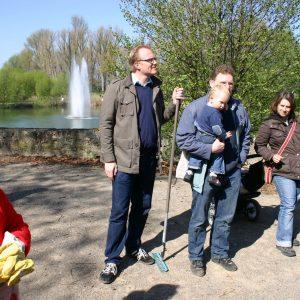 """""""Groov""""-Reinemachen mit Jochen Ott"""