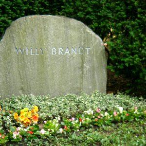 Grabstätte Willy Brandt