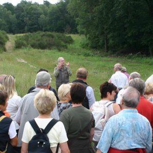 Heidewanderung 2010: Schwur am Busenberg