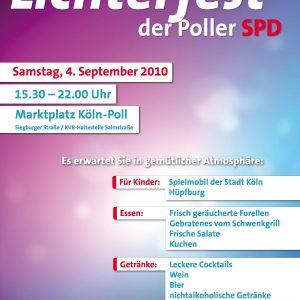 Einladung 3. Poller Lichterfest