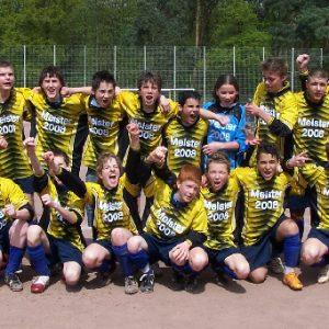 Fußball-Jugendmannschaft