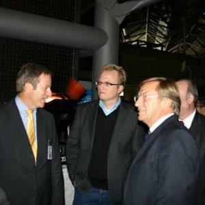 Harry Voigtsberger, Guntram Schneider, Jochen Ott, Jürgen Roters, Michael Garvens