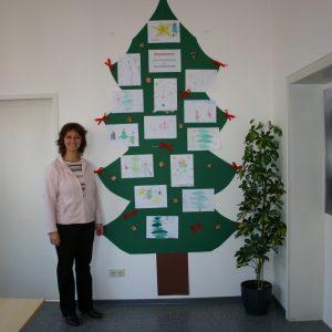"""Ausstellungseröffnung """"Kinder malen Weihnachten"""""""